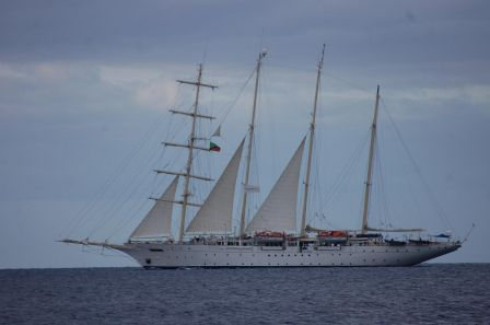 Saint Barth - Le Star Clipper