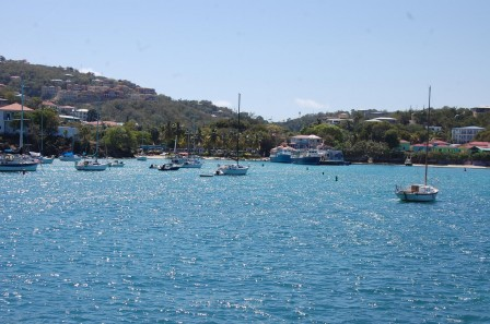 Saint John - Cruz Bay