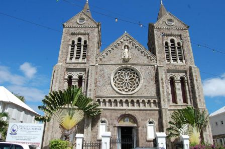 Saint Kitts - The Co-Cathedral