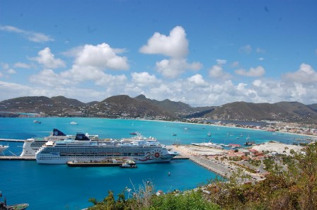 Saint Martin - Great Bay - Philipsburg